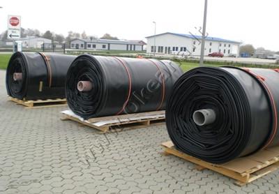 PVC ir HDPE